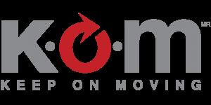 Logotipo de KOM