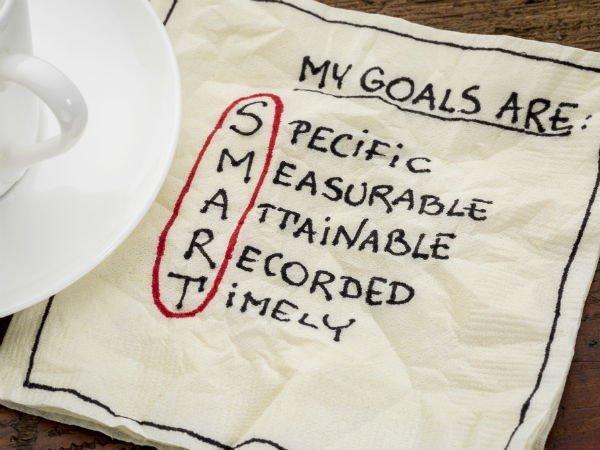 Crea metas en tu empresa